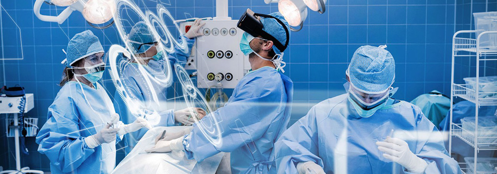 Fully Immersive VR & Haptic Surgical Simulators System